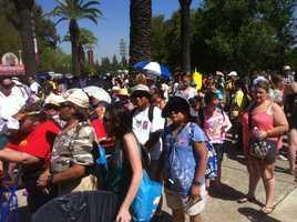 The California State Fair kicks off Day 1.