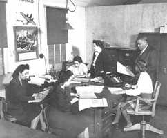 In the 1940s and 50s, air conditioners were marketed to offices as a way to increase productivity. The industry had stats to back this up, including one study that showed typists in a cooler office increased output by 24 percent, according to Time.