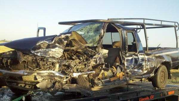 Highway 65 crash