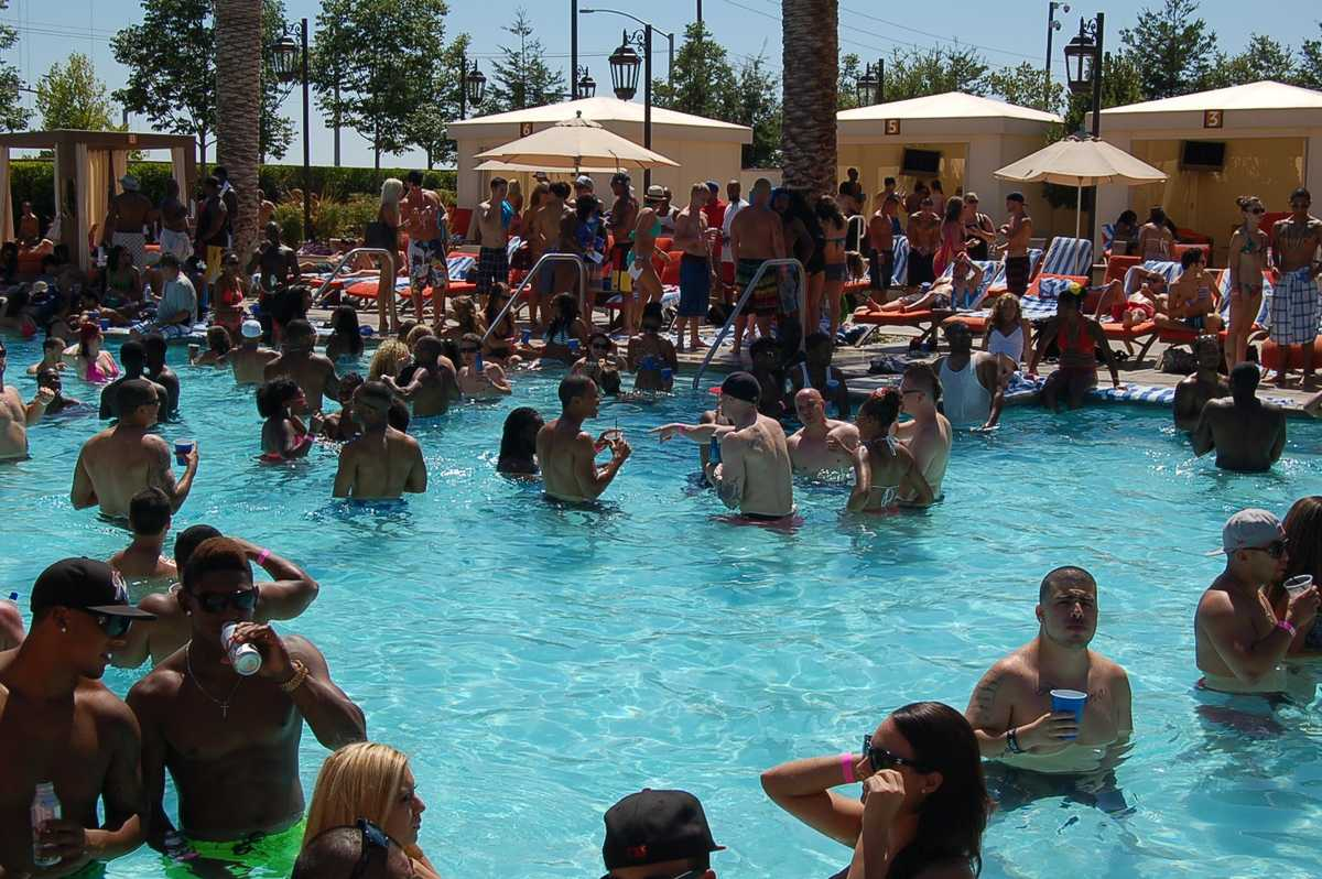 Thunder valley casino h2o