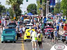 What: California Automobile Museum Car CruiseWhere: Starts at Sacramento StateWhen: Car cruise from 4 p.m. to 5 p.m.&#x3B; Car show from 5 p.m. to 8 p.m.Click here for more information on this event.