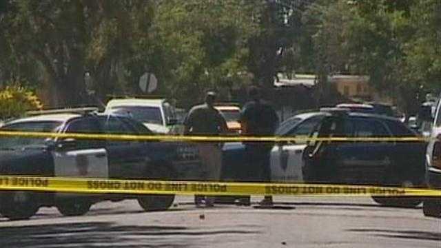 Stockton homicides