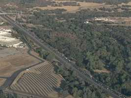 A four-car crash in Folsom near Prairie City Road snarled traffic on Highway 50 during Monday's evening commute. Read full story