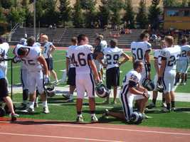 """Take a look at some of the teams that played in this year's """"Football for Families."""" This is an annual series of annual football games which support and bring awareness to the foster system. The event was held at Oak Ridge High School and included teams from California, Oregon, and Idaho."""