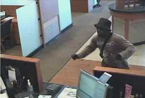 Authorities in Lathrop responded to a bank robbery conducted by three men Wednesday morning.