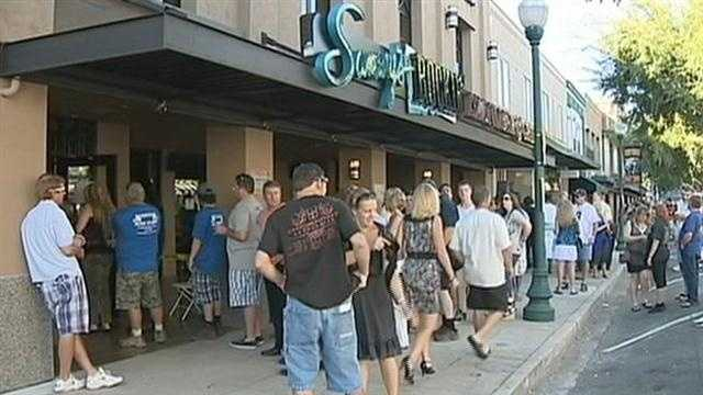Fans pack Roseville's downtown for Sammy Hagar Day