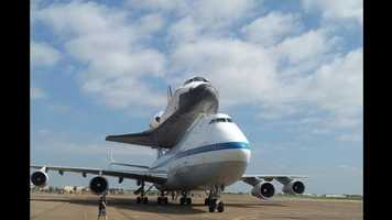 Endeavour spent 299 days in space.
