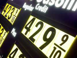Here's how a typical weekend might pan out in terms of cost for a vehicle that averages about 30 miles to the gallon.