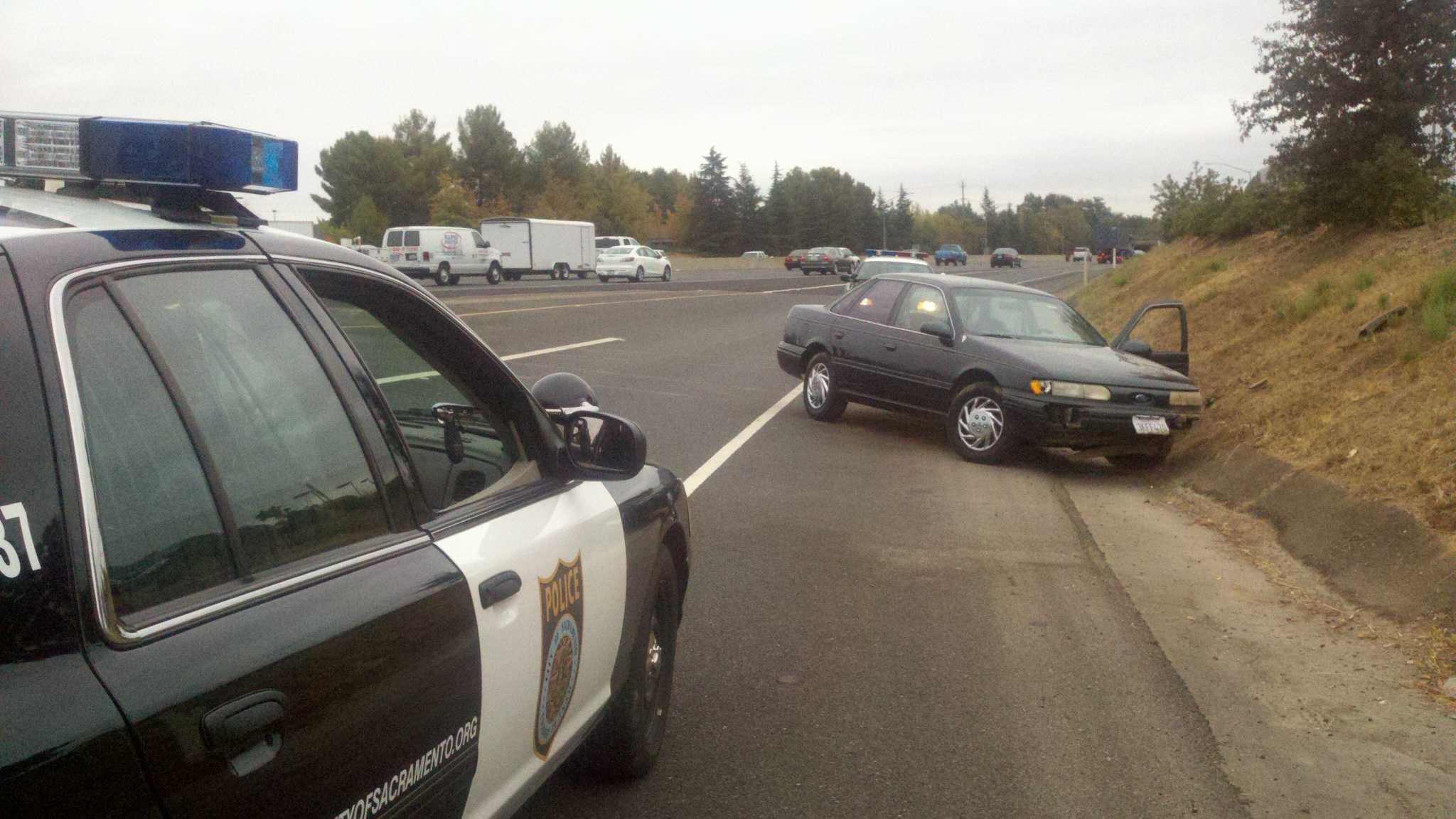 Crash near I-80