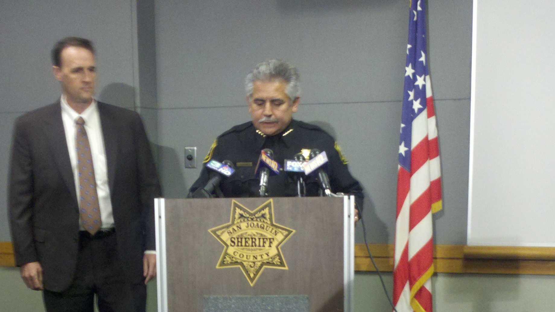 Sheriff Steve Moore