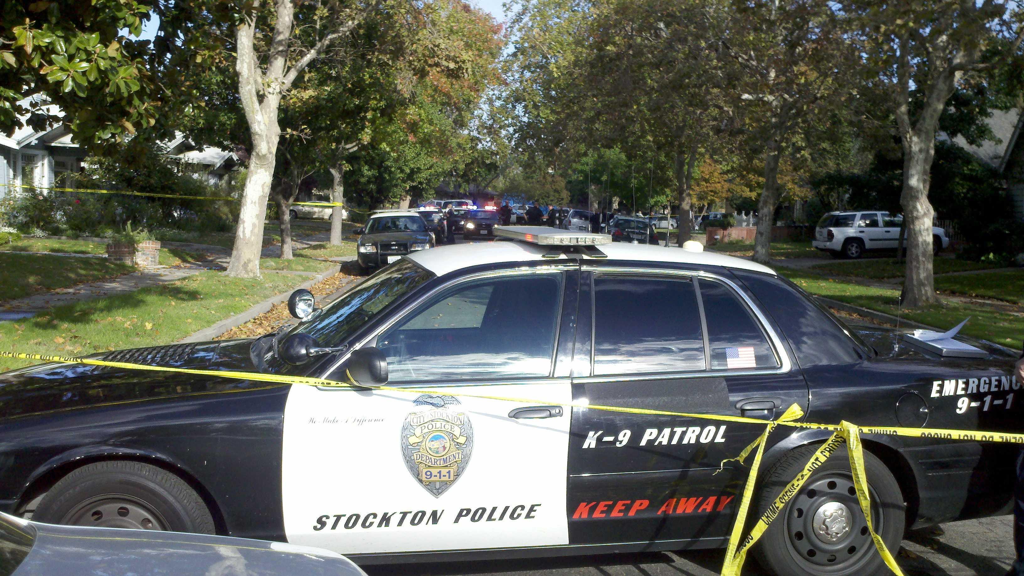 Regent homicide in Stockton