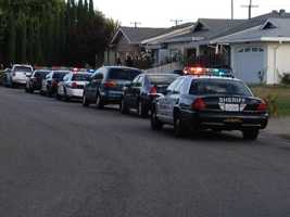 Three people, including two children, were found dead Tuesday inside a Sacramento County home by the father, authorities said.