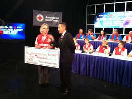 KCRA 3 and the American Red Cross are hosting a telethon Friday to benefit the victims of Hurricane Sandy. For more information, click here.