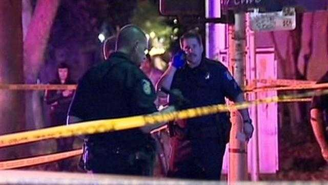 Man dead after shooting at downtown Sacramento bar