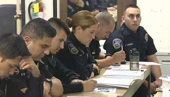 """Some of these officers will be on patrol duty. """"Patrol service, in any law enforcement agency, I would say is the most critical function of the organization,"""" said former Sacramento sheriff John McGinness."""
