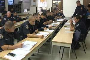 Experts say rookie cops are susceptible to mistakes.