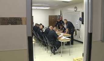 About 44 percent of the men and woman now patrolling Stockton have a year or less of experience. That statistic doesn't compare to one neighboring city.