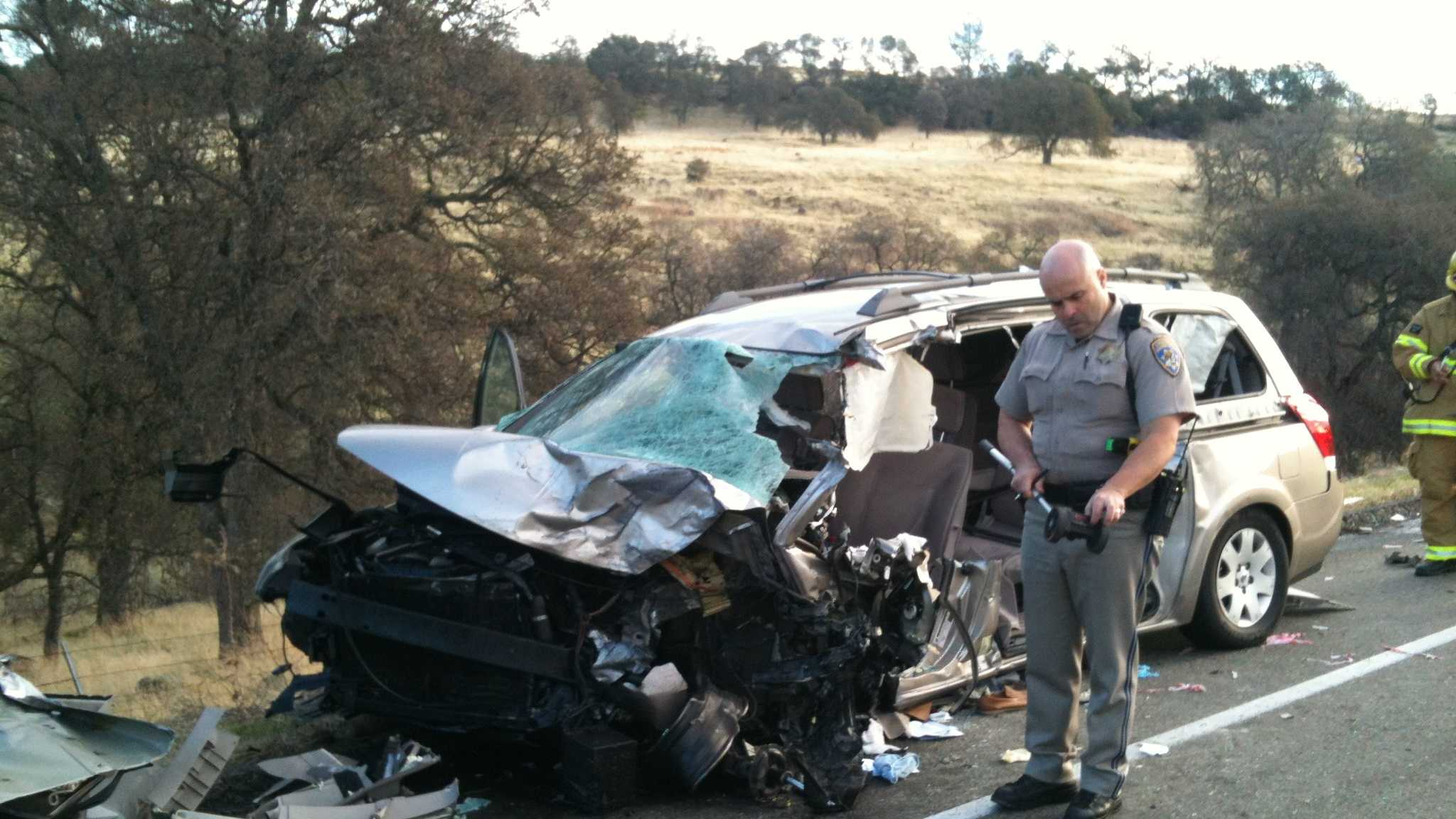 Placer County crash