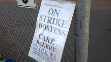 On Thursday, Hostess told workers to cross the picket lines and get back to work, or the company will go out of business Friday. More than 120 bakers at the Sacramento plant have been on strike since last week.