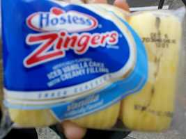 """On Facebook, Cindy says that she didn't eat any herself. """"(B)ut my dad, God rest his soul, loved it when mama put a lil Hostess treat in the lunch box. Definitely an emotional tie to the brand."""""""