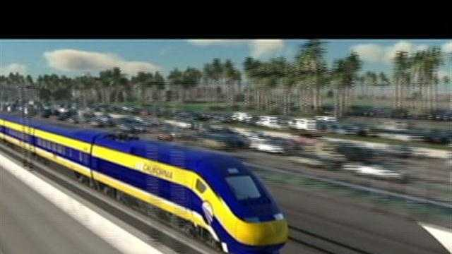 Ruling to proceed on California High Speed Rail