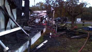 Two people were killed Sunday evening in a fire that destroyed a 110-year-old home in Pilot Hill (photo snapped Nov. 19, 2012).