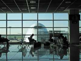 8) John Wayne Airport