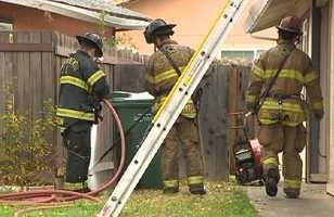 A body was recovered from a south Sacramento duplex Thursday following a fire.