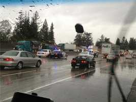 FridayTraffic was congested in many areas around Northern California on Friday morning (Nov. 30, 2012).