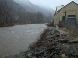 SundayA shot of the Truckee River, snapped around 11 a.m. Sunday (Dec. 2, 2012).