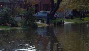 SundayThis photo shows flooding at 35th and B streets (Dec. 2, 2012).