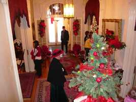 What: Christmas MemoriesWhere: Governor's Mansion State Historic ParkWhen: Sat 10am-4pmClick here for more information on this event.