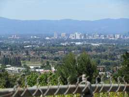 No. 2: Santa Clara County added 21,716 residents, a growth of 1.20 percent.