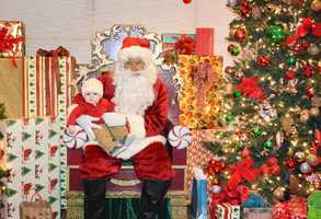 What: Santa's WorkshopWhere: MARRS BuildingWhen: Sat 11a.m. - 4 p.m.Click here for more information on this event.
