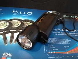 A good dive light is a must for any diver. At $24.97, the Aeris Vision 4C is a top seller this year, according to Dolphin SCUBA employees.