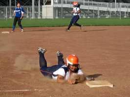 Cosumnes Oaks High School softball