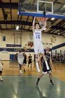 Capital Christian High School boys basketball vs. Dixon High School