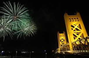 What:New Year's Eve Sky SpectacularWhere:Waterfront ParkWhen:Mon. 6 p.m. to 12:30 a.m.Click here for more information about this event.