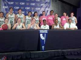 The St. Mary's girls basketball program has been one of the most dominant program not only in recent history, but overall in the SJS. They have won a total of 13 championships, including two in the past two years in Division II.