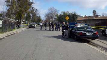 Homicide detectives are investigating the death of a 50-year-old man who died in a north Sacramento shooting Thursday.