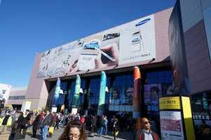 Held annually in Las Vegas, there were more than 150,000 people that attended the CES showcase.