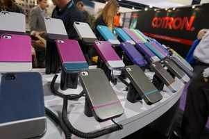 Body Glove cases for the iPhone 5 in a myriad of colors.