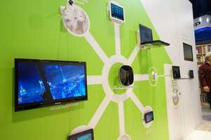Belken envisions a home that acts as a hub for all devices wired and wireless.