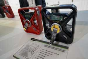 Next time you're in a power outage, this portable smartphone charger and radio may come in hand.