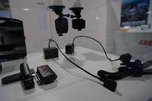 More wearable action cameras.
