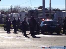 The driver of a stolen car crashed and died Monday in Sacramento following a short chase, Sacramento police said.
