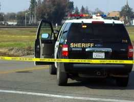 A Galt police officer was shot and killed by a gunman who then turned his weapon on himself, Sacramento County sheriff's deputies said (Jan. 15, 2013).