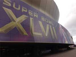 What does it take to put together a Super Bowl? Check out these interesting Super Bowl XLVII fun facts.