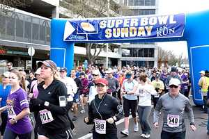 What: Super Bowl Sunday RunWhere: Sacramento StateWhen: Sun 9amClick here for more information on this event.