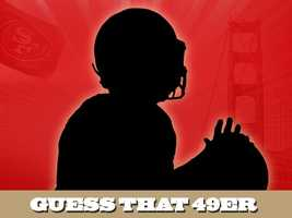 How well do you know the San Francisco 49ers? See if you are able to name current and former 49ers players based on the given clue. The answer will be on the next slide.